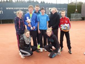 Winnaars Gerard Smits Cup 2013